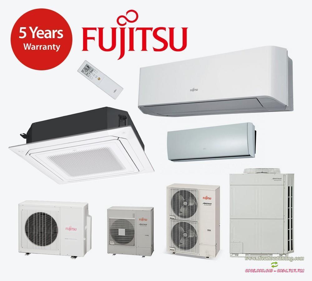 Điều Hòa Fujitsu Tại Đà Nẵng |???? Điều Hoà Chính Hãng Giá Cạnh Tranh
